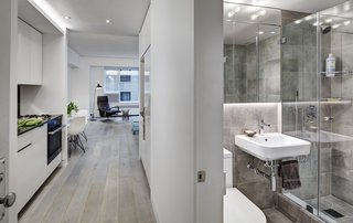 Hampshire House Studio Apartment, New York City Modern Home ...