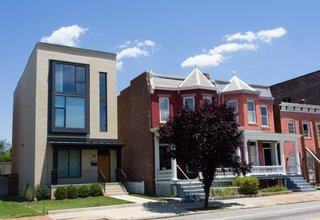 Modern Building Approved in Jackson Ward-Historic district