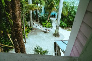 Roam Miami Sandy Garden with Hammock