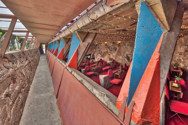 Photo 11 Of 14 In Tour Frank Lloyd Wright 39 S Spectacular Desert Retreat And School In Arizona Dwell