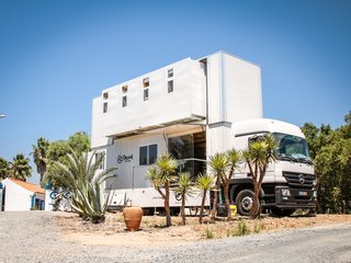 Get Your Surf On in This Traveling Truck Hotel
