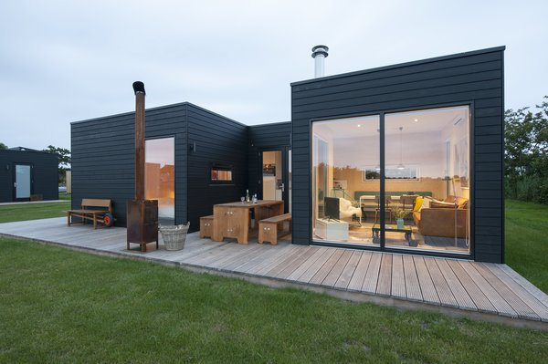 This Chic Cabin Makes Glamping in The Netherlands a Breeze