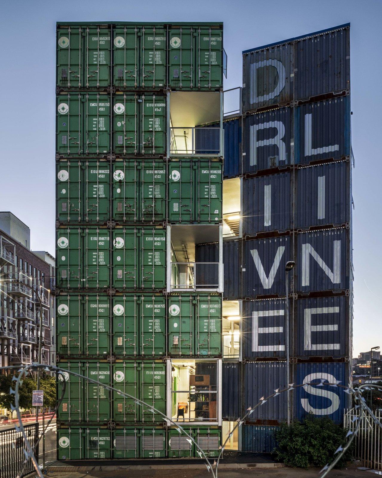 DRIVELINES Studios exterior