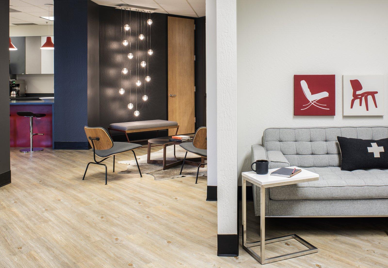 YDesign open floor plan office