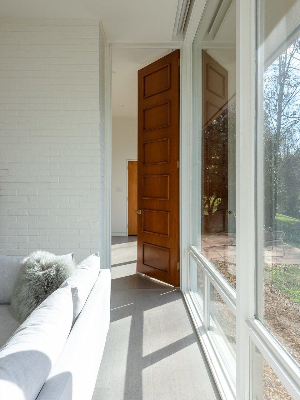 Stone Throw Edward Durell Stone Midcentury Home windows