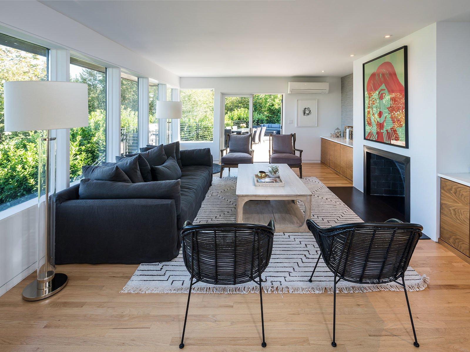 Sinclair House living room