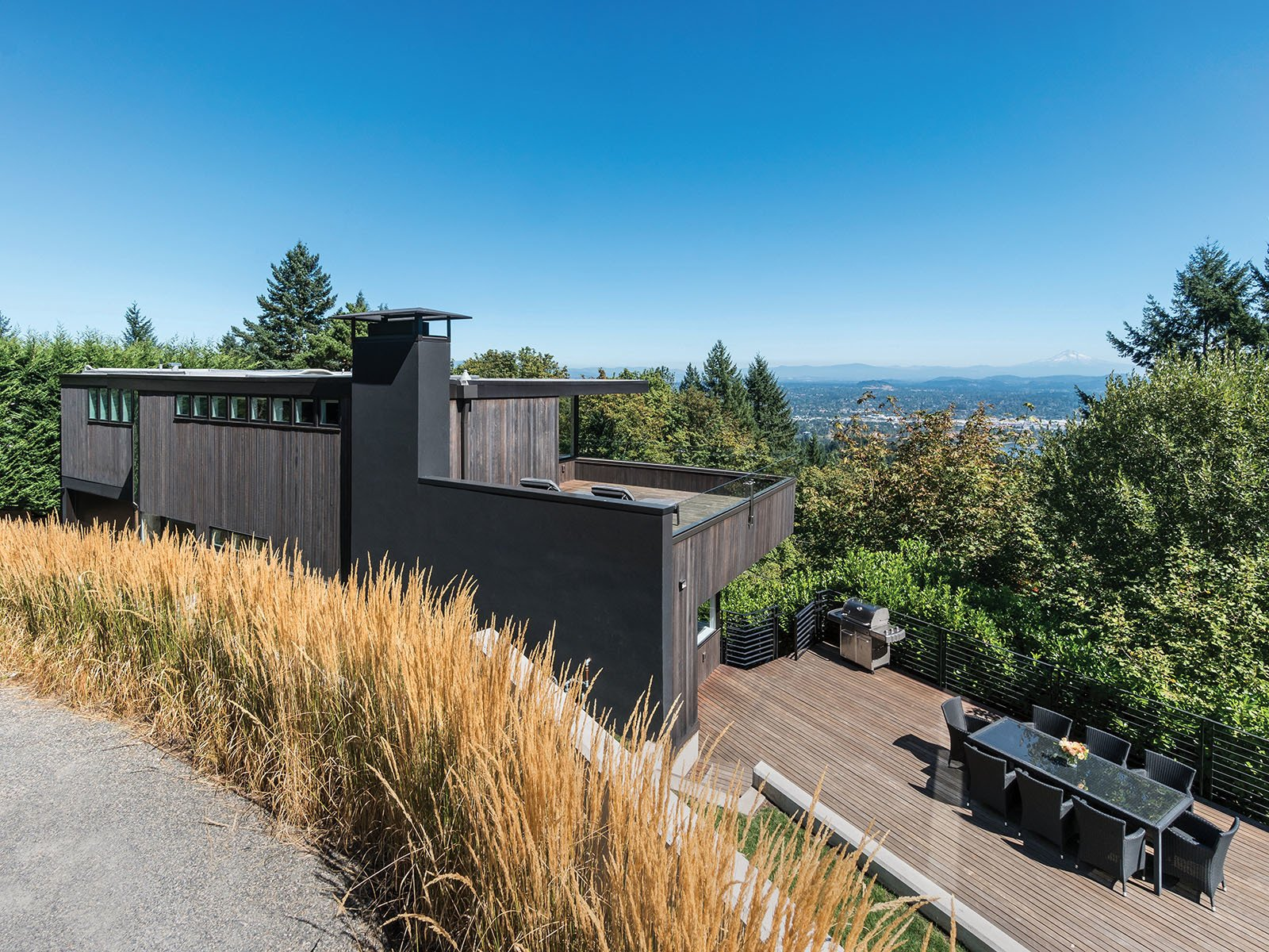 An Iconic Portland Home With Sweeping Mountain Views Asks $1.75M