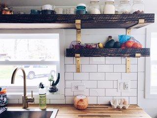 Best 60 Modern Kitchen Subway Tile Backsplashes Design