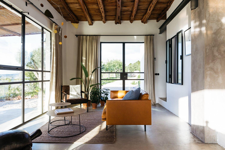 Campo Loft living room