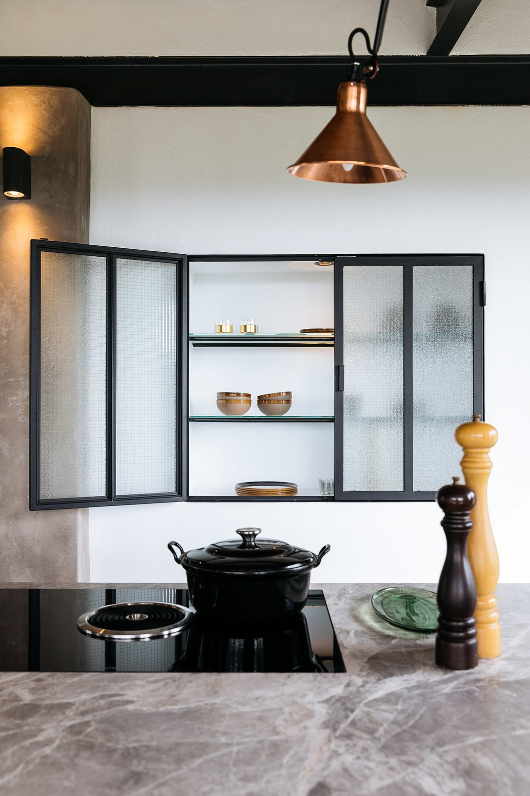 Campo Loft kitchen