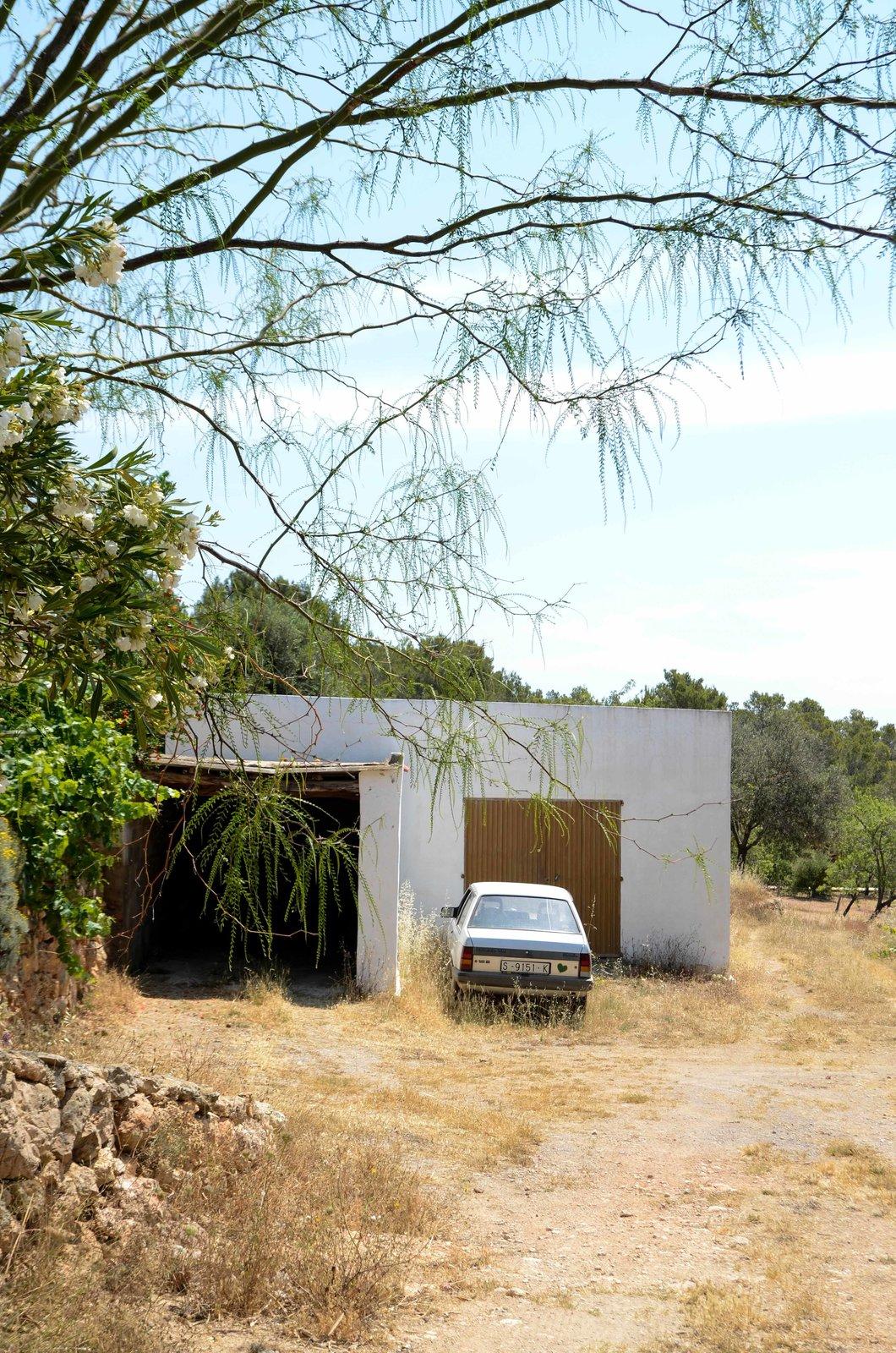 Before: Campo Loft exterior