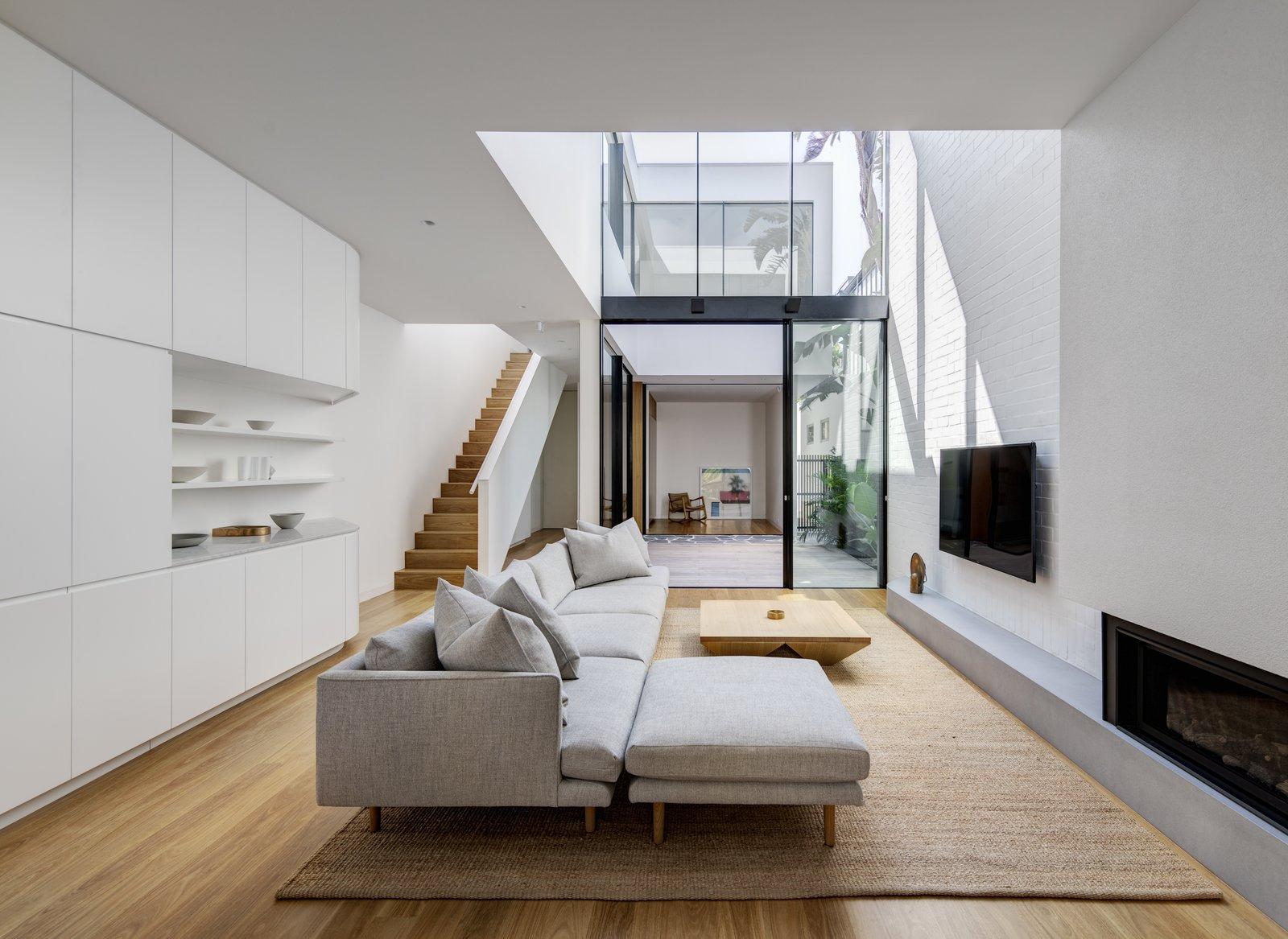 Cloud House living room