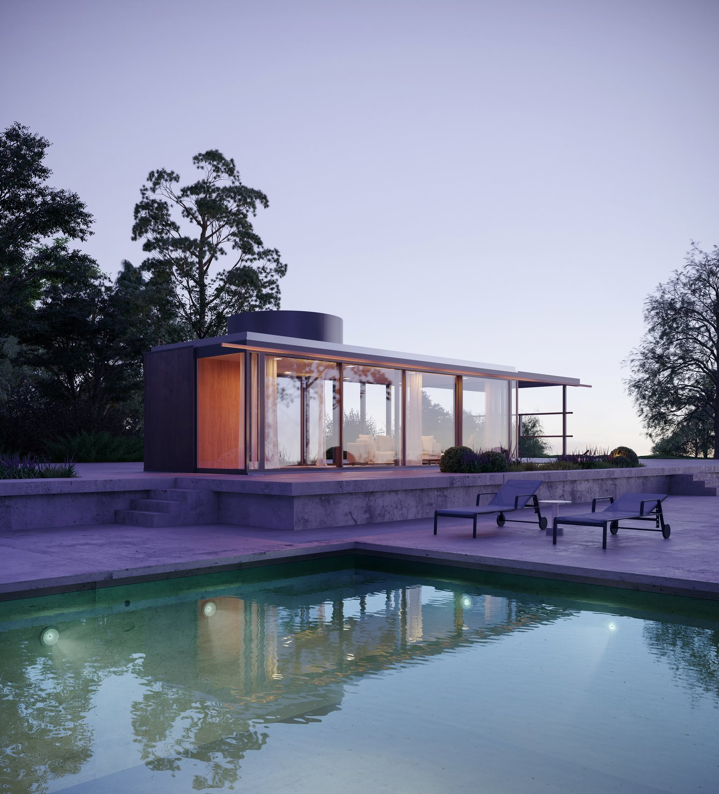 You'll Soon Be Able to Buy a Replica of Richard Neutra's Legendary Glass Penthouse