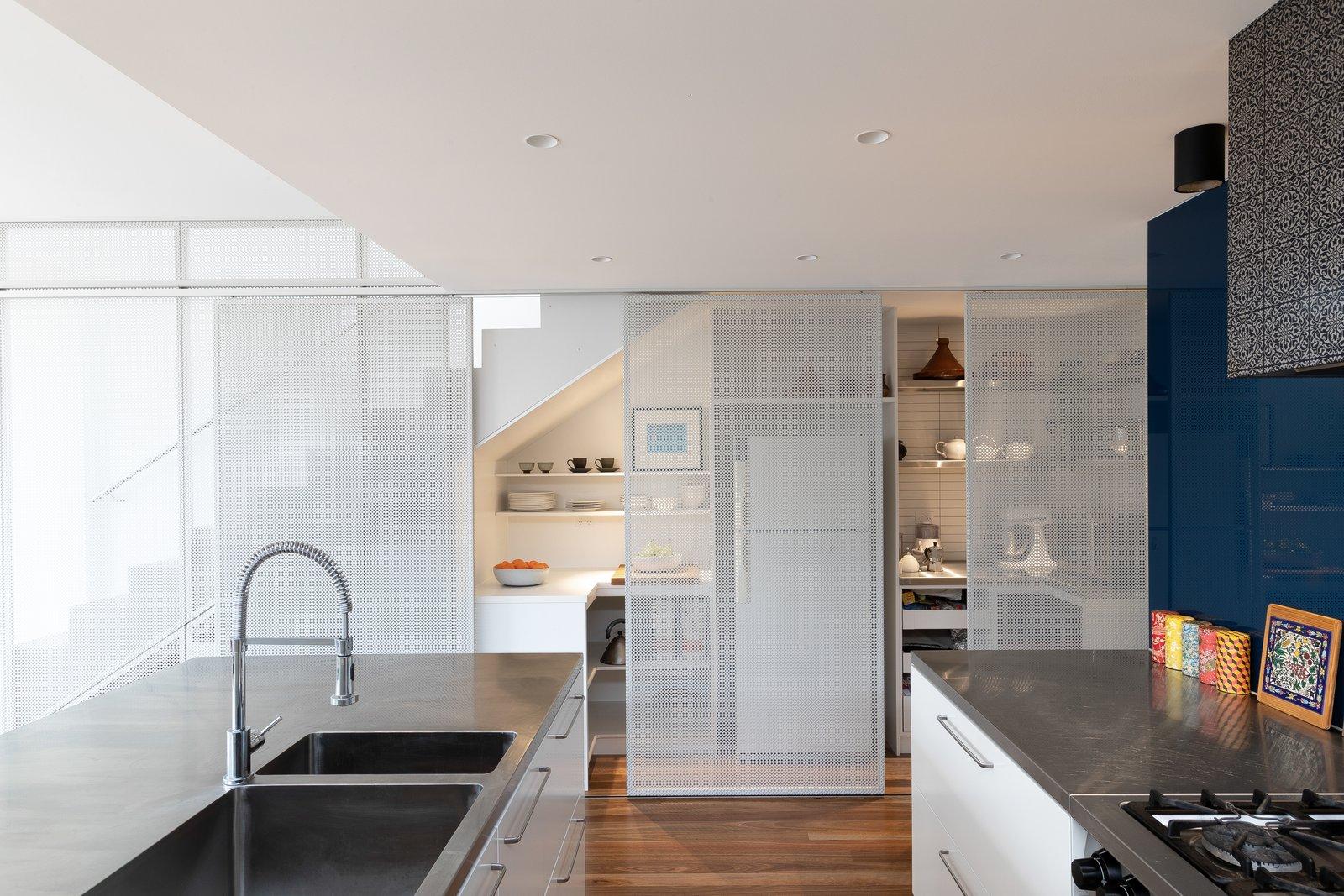 Albert Park kitchen