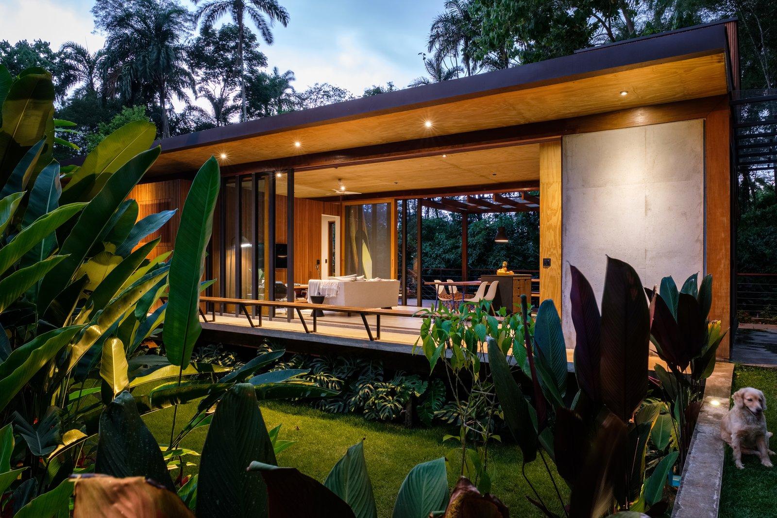 Casa Modelo exterior