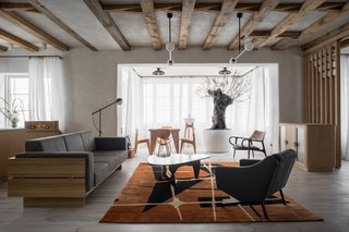 This Renewed 1920s Home in Poland Is Stunning in its Simplicity