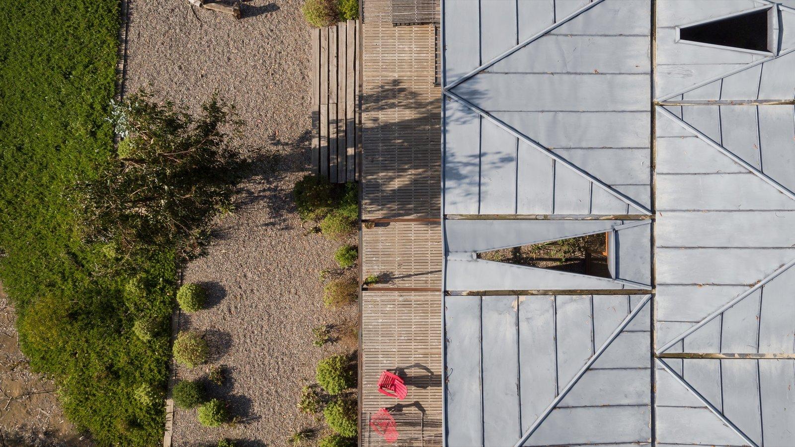 Casa Origami by Mas Fernandez Arquitectos