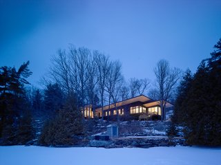 Ontario's Muskoka region has a rich history of recreational architecture that spans over 100 years.