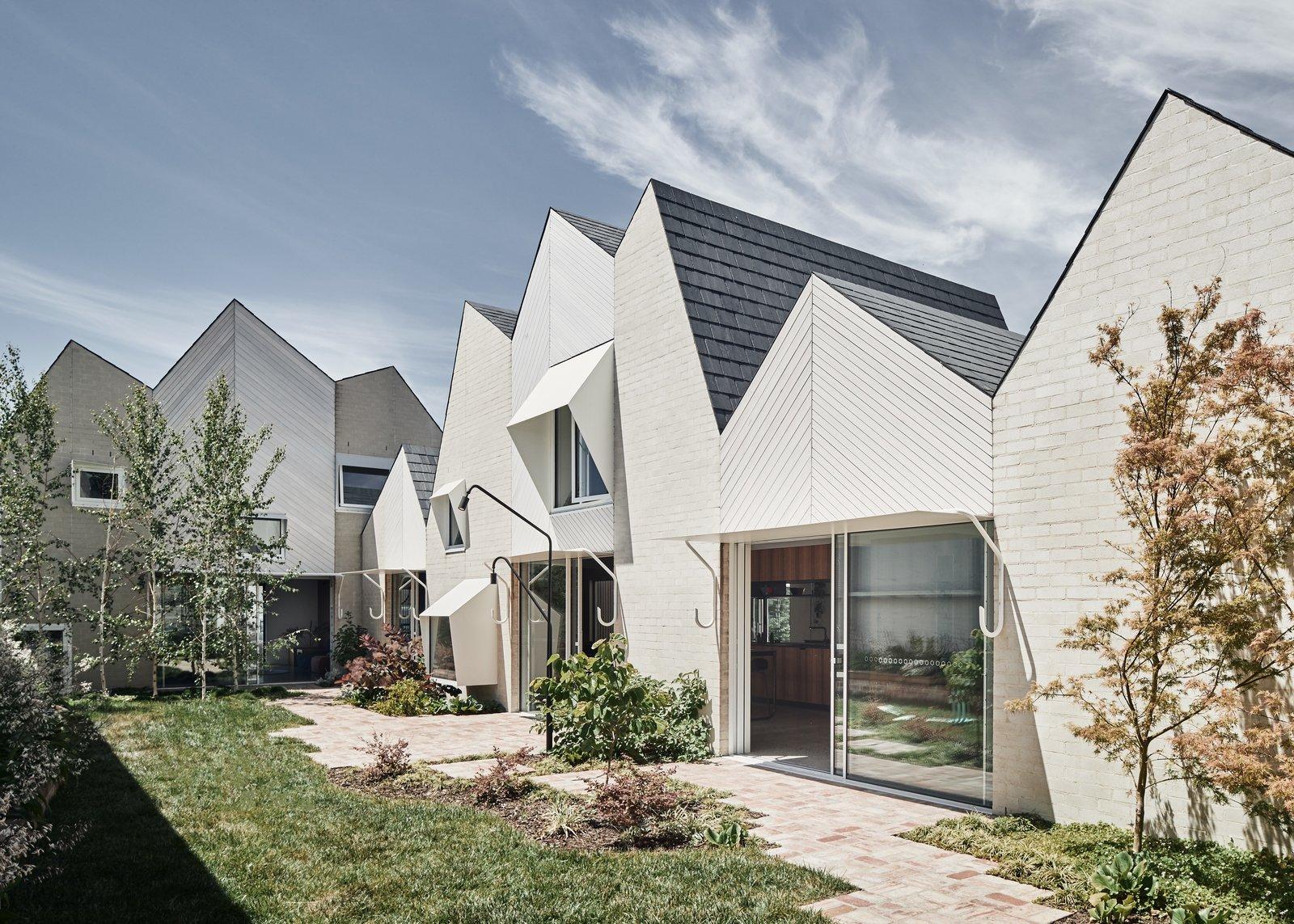 RaeRae House by Austin Maynard Architects