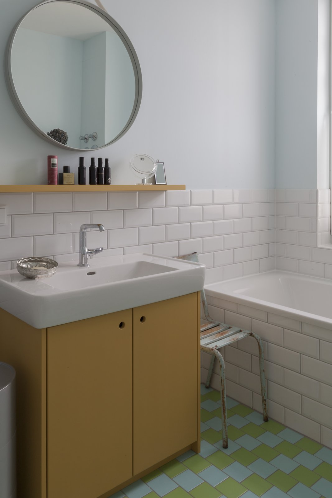 24 Hours Berlin penthouse bathroom