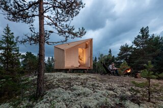 Choose Your Own Adventure With a Finnish Prefab Pod That Can Pop Up Anywhere