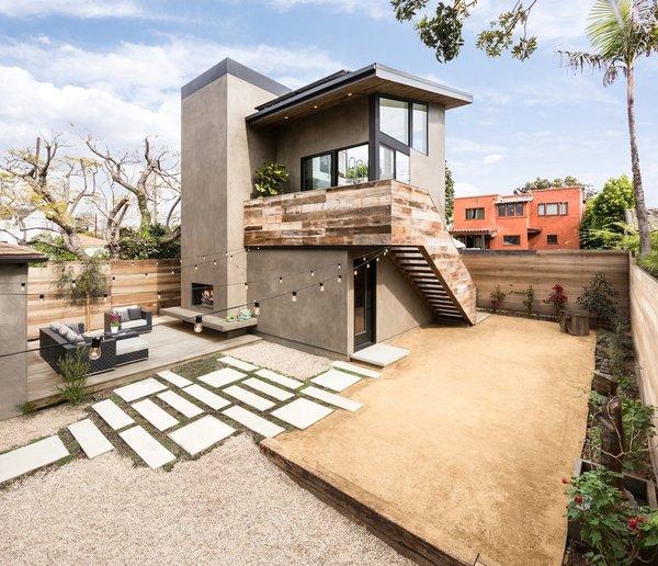 Mar Vista Art Studio Modern Home In Los Angeles