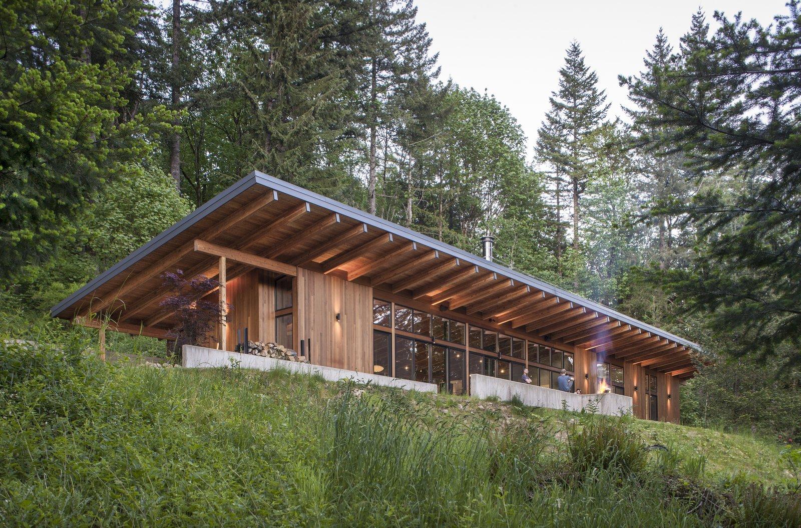 Brightwood Cabin Modern Home In Mount Hood Village Oregon