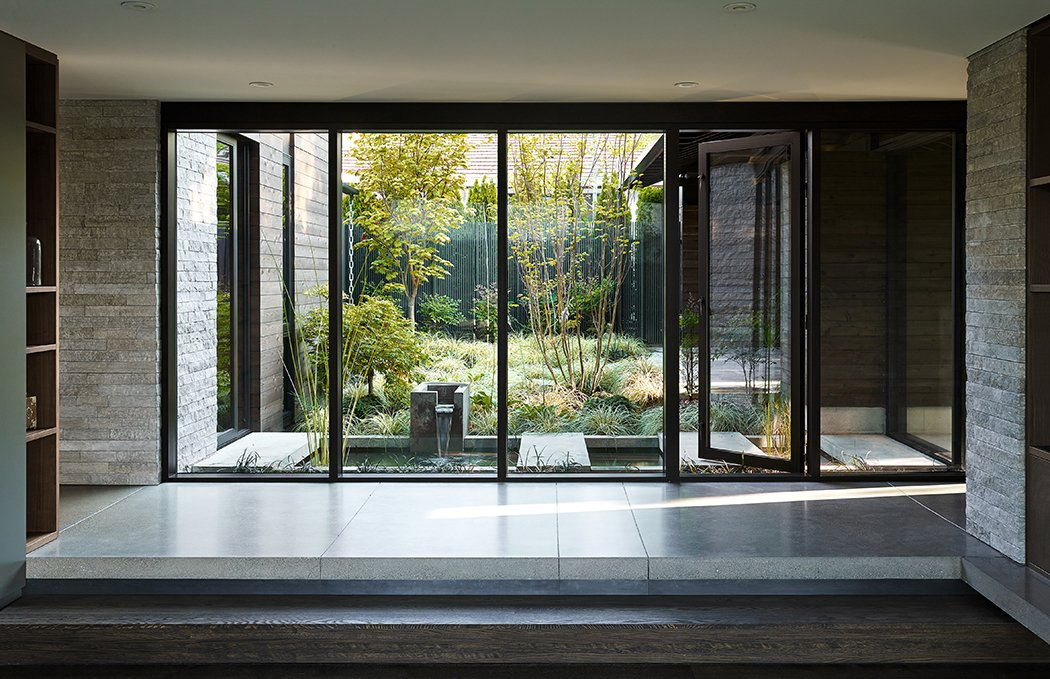 Living Room Laurelhurst Residence  Quantum Clad Windows & Doors