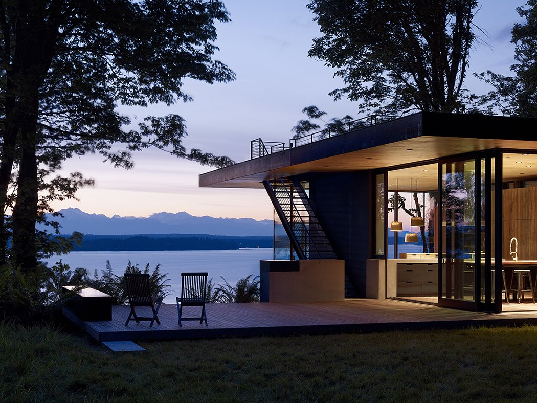 Case Inlet Retreat  Case Inlet Retreat by mw|works