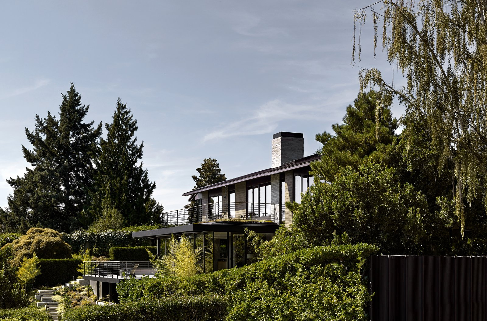 Outdoor Laurelhurst Residence  Laurelhurst Residence by mw|works
