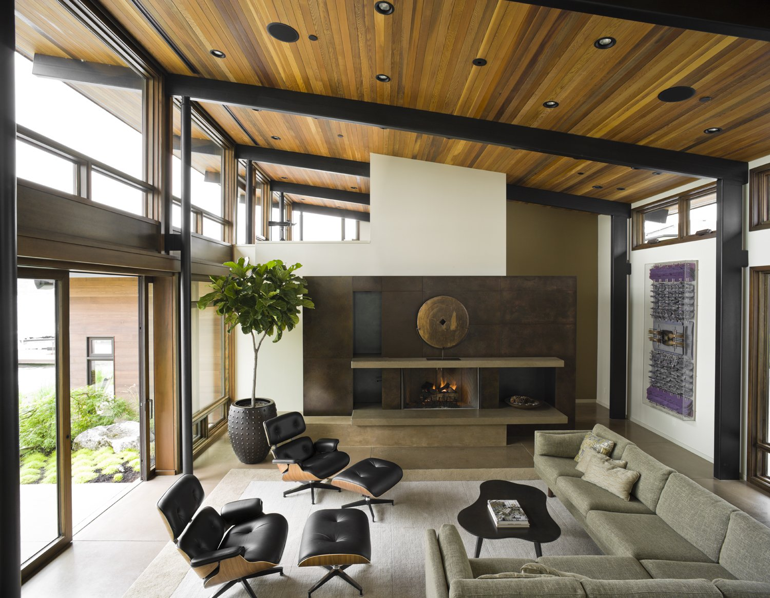 Layout Recessed Lighting Living Room