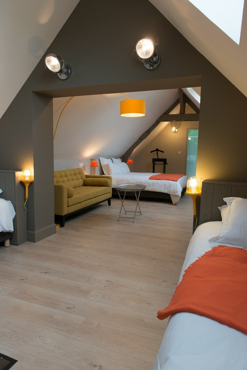 Plumes & Coton  Photo 7 of 10 in 9 Modern Bed-and-Breakfasts in Europe