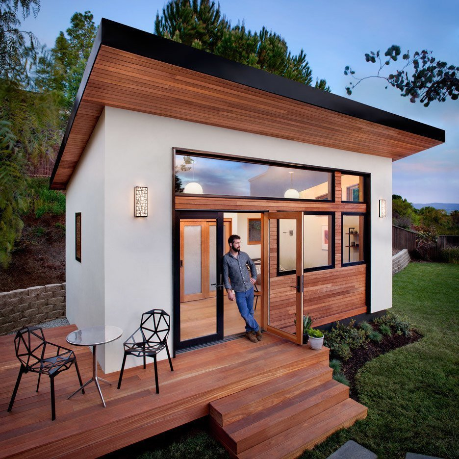 Avava Prefab Tiny House has brought design and drafting solutions to Hawaii homeowners, real estate investors, and contractors. These homes' carbon footprints are reduced through the use of solar power.  Photo 4 of 8 in 7 Hawaiian Prefabs and Kit Homes