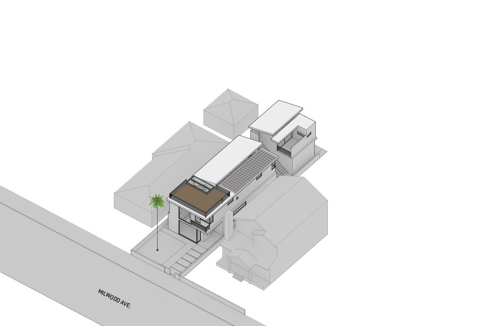 Diagram 3   Milwood Residence by Mayes Office