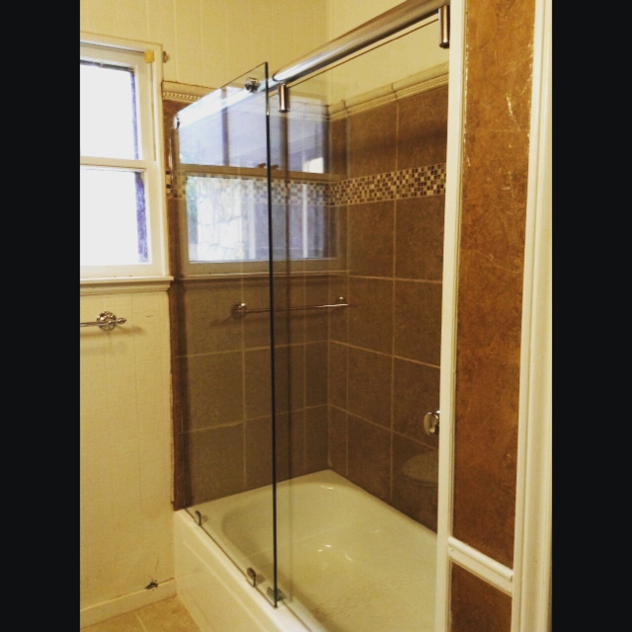 Photo 7 of 7 in Sliding Shower Doors - Dwell