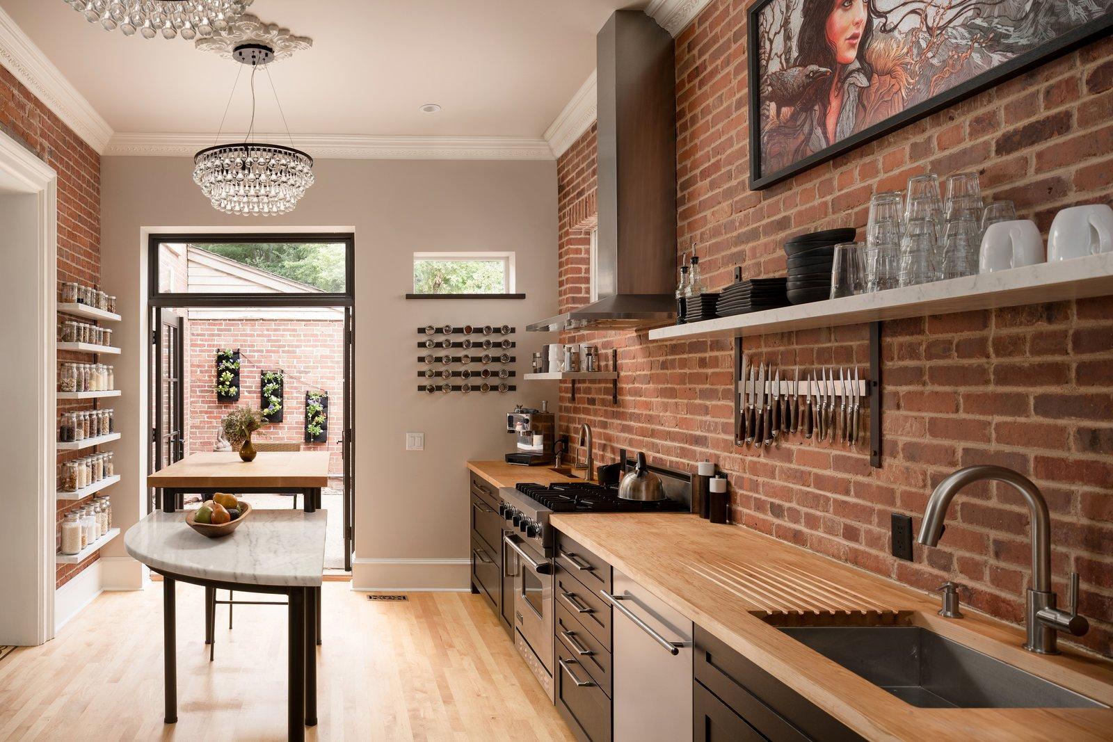 Historic Kitchen Remodel Modern Home In Boulder Colorado On