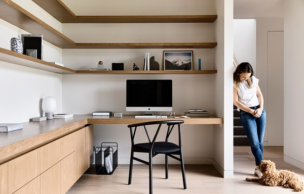 6 Ways To Turn Your Home Office Into A Distraction Free Zone Dwell
