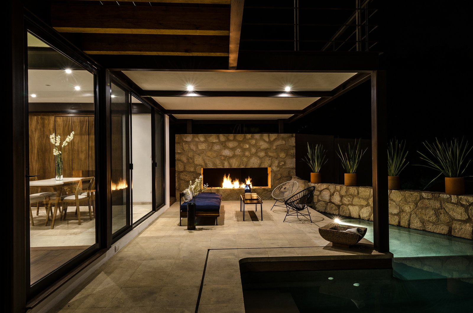 Outdoor, Back Yard, Small Pools, Tubs, Shower, and Concrete Pools, Tubs, Shower Terrace  CQ12 by tescala