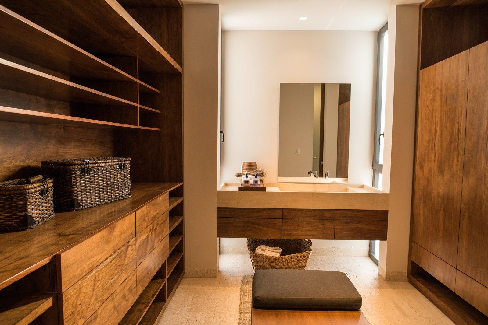 Bathroom  Casa Chaaltun by tescala