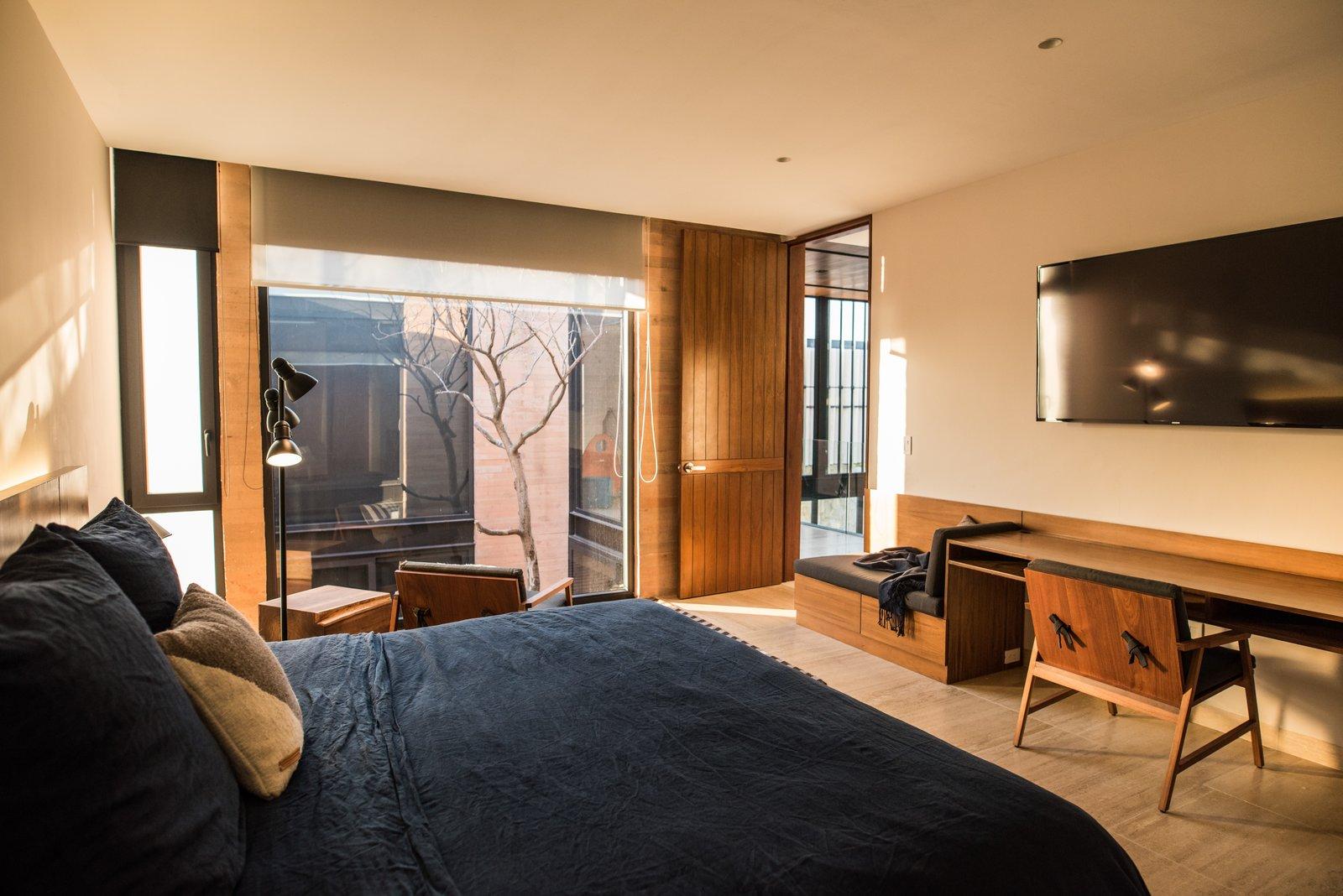 Bedroom  Casa Chaaltun by tescala