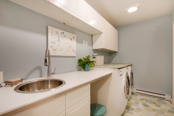 best 20 modern laundry room design photos and ideas - dwell Add Laundry Room to House