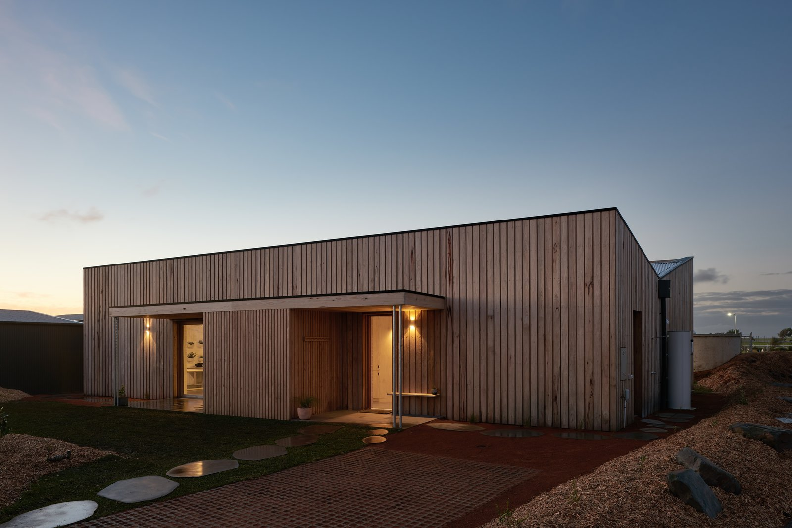 The 10-Star Home exterior