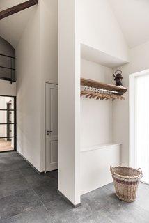 Entrance, wardrobe