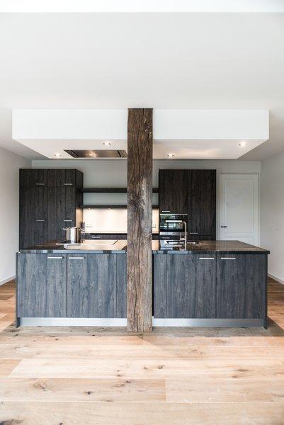 Kitchen, rural modern