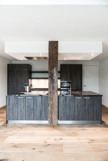 Kitchen, rural modern