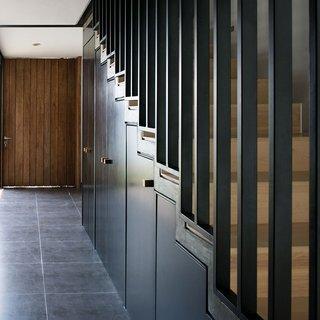 Stairs / Under stairs Closet
