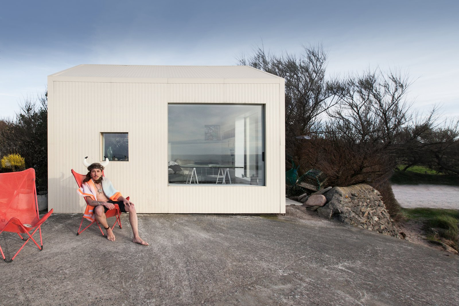 Outdoor and Front Yard @aubry.guillaume  Viking Seaside Summer Cabin