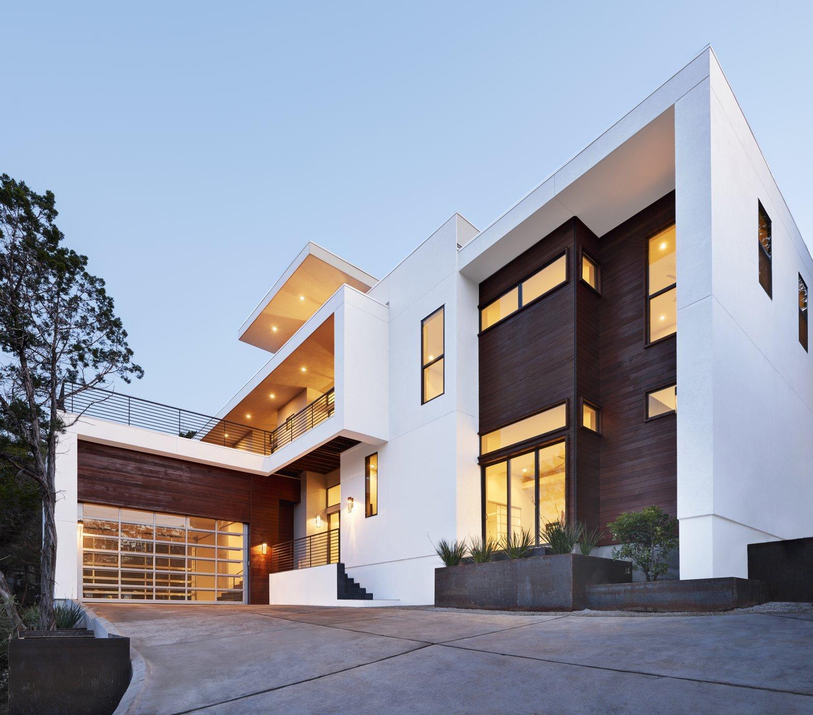 Westlake4 Modern Home In West Lake Hills Texas By J