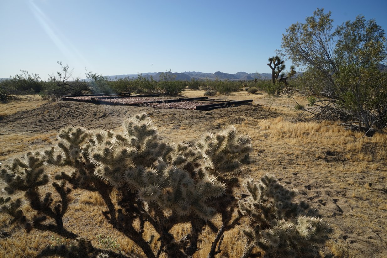 Cabin shown in closed and stored configuration   Joshua Tree Case Study Cabin by Mike Vensel