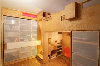 LO Residence Playroom/Bedroom